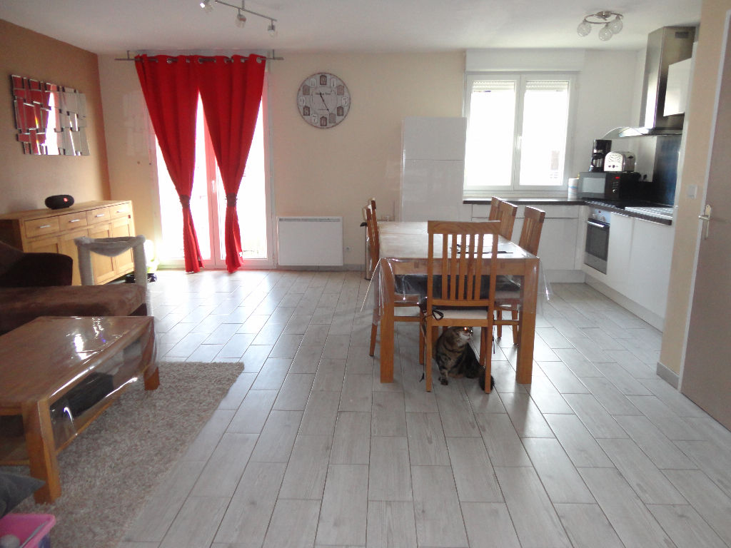Appartement 4 pièces 75,48 m2 Rumilly