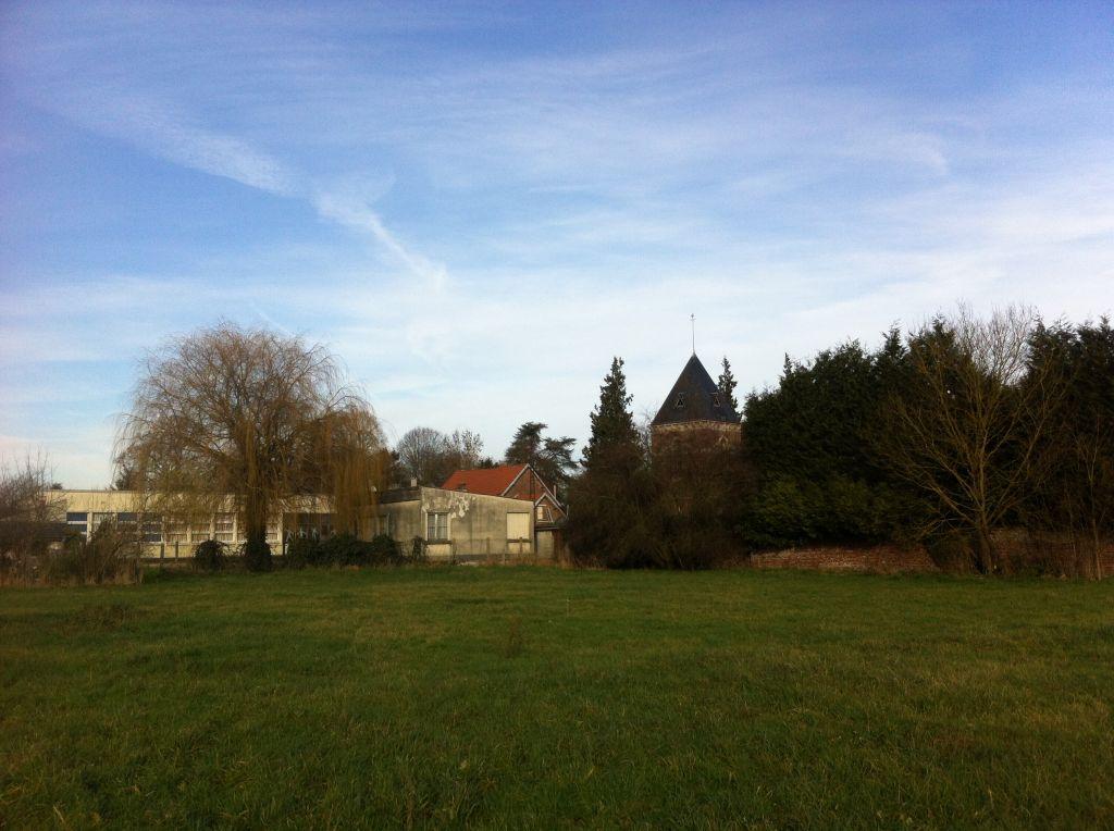 Terrain 881 m2 Anguilcourt-le-Sart