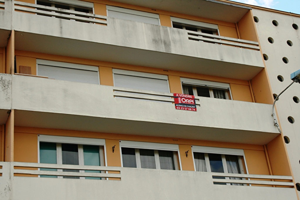 Appartement 4 pièces 59 m2 Chauny