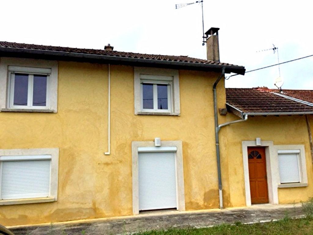 Appartement 4 pièces 93,58 m2 Servignat