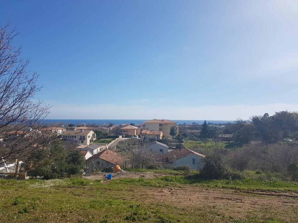 Terrain 954 m2 San-Nicolao