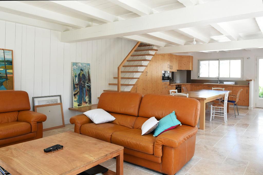 Maison La Flotte 5 pièce(s) 120 m2 LA FLOTTE EN RE (17630)