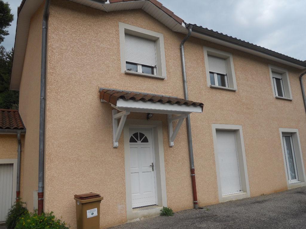 Annonce vente maison bourgoin jallieu 38300 94 m 189 for Maison bourgoin jallieu