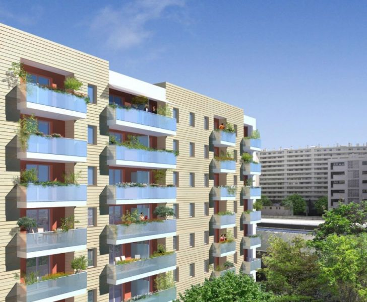 Appartement t3 en rez de jardin parking privatif for Jardin immobilier