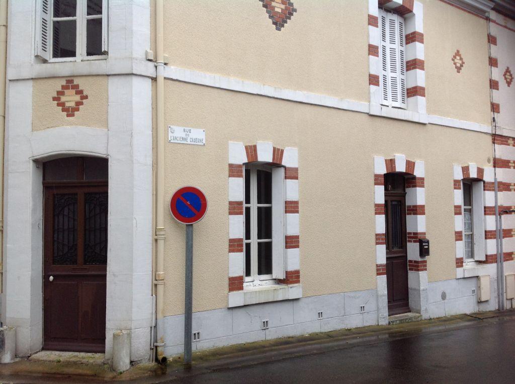 Maison 4 pièces - 3 chambres - ROMORANTIN