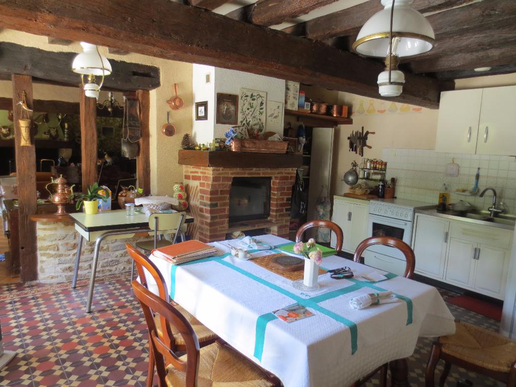 Maison à vendre - Longère Pruniers En Sologne