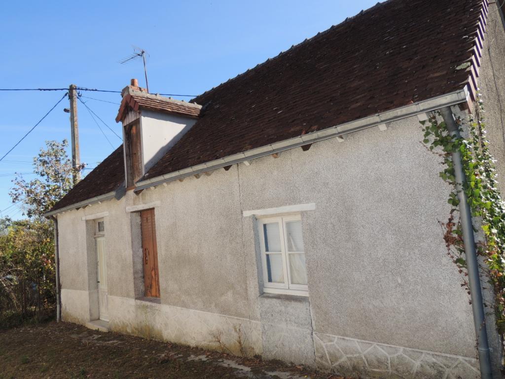 Maison 3 pièces - 2 chambres à vendre à MEUSNES