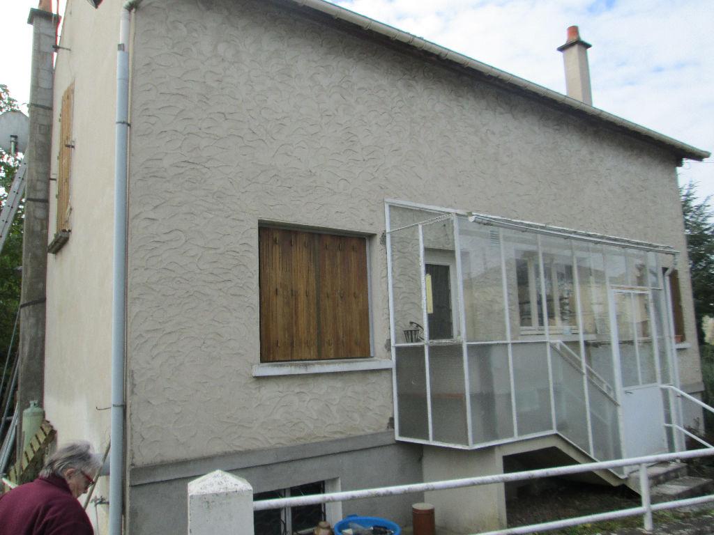Maison à vendre - Maison Villefranche Sur Cher 6 pièce(s) 142.69 m2