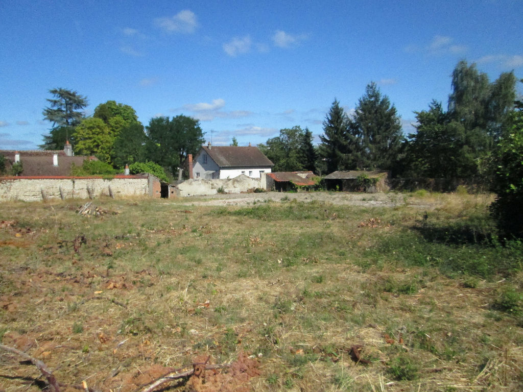 Terrain 3299 m² à vendre à ROMORANTIN LANTHENAY
