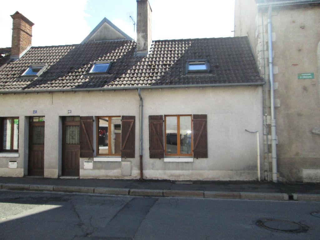 Maison à vendre - Maison Romorantin Lanthenay 5 pièce(s) 71.80 m2