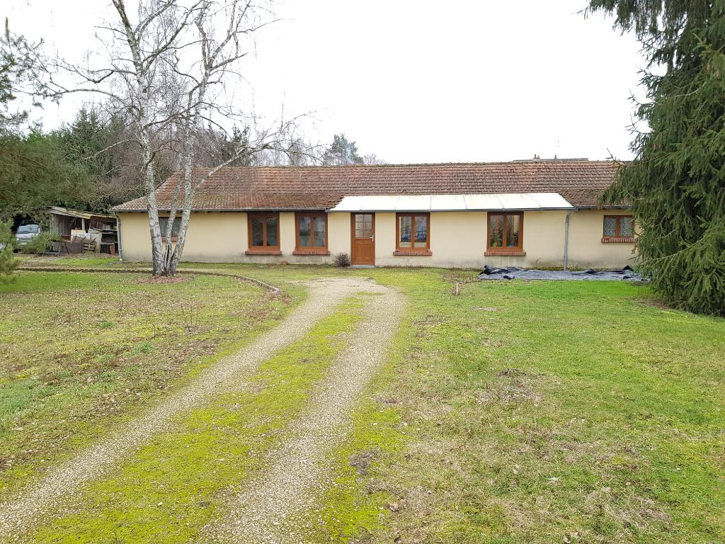 Maison 4 pièces - 2 chambres à vendre à ROMORANTIN LANTHENAY