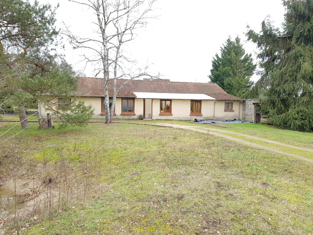 Maison à vendre - Maison Romorantin Lanthenay 4 pièce(s) 138.69 m2