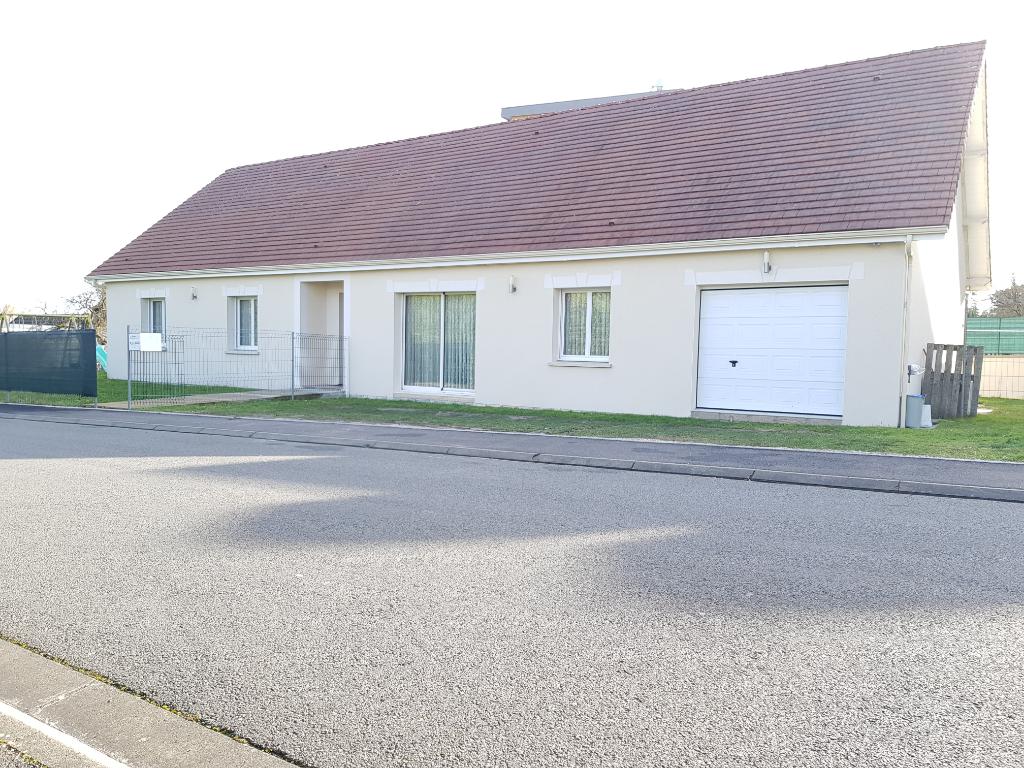 Maison 6 pièces - 4 chambres - 41200