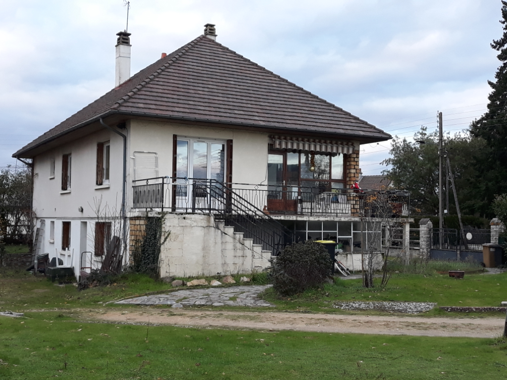 Maison 7 pièces - 6 chambres - ROMORANTIN LANTHENAY