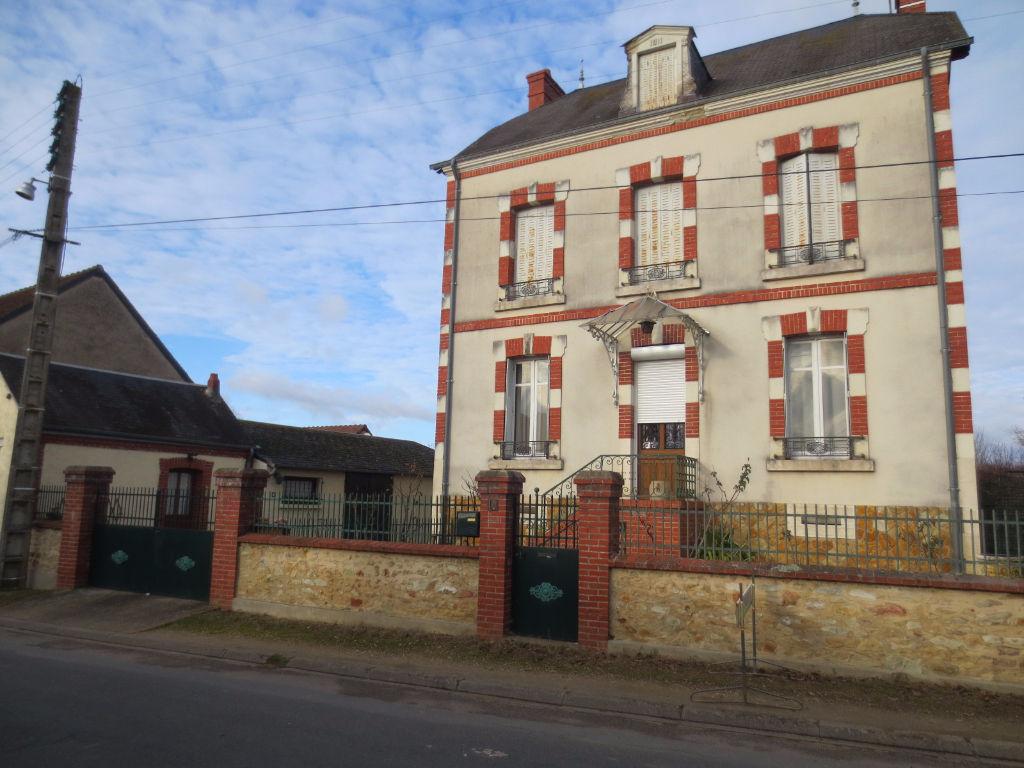 Maison 5 pièces - 3 chambres à vendre à CHATRES SUR CHER