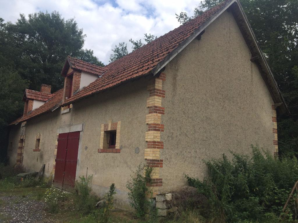 Maison à vendre - Propriété de chasse - 74 hectares