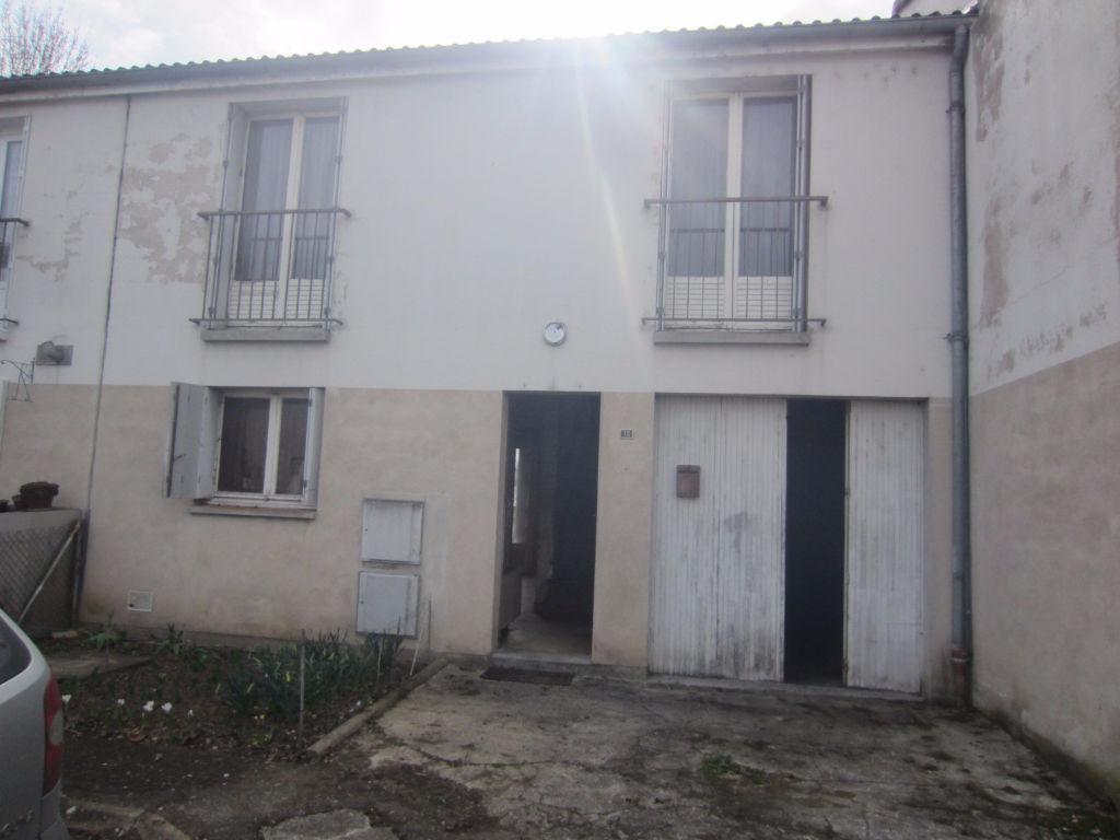 Maison à vendre - Maison Selles Sur Cher à restaurer./  Les PRESSIGNY.