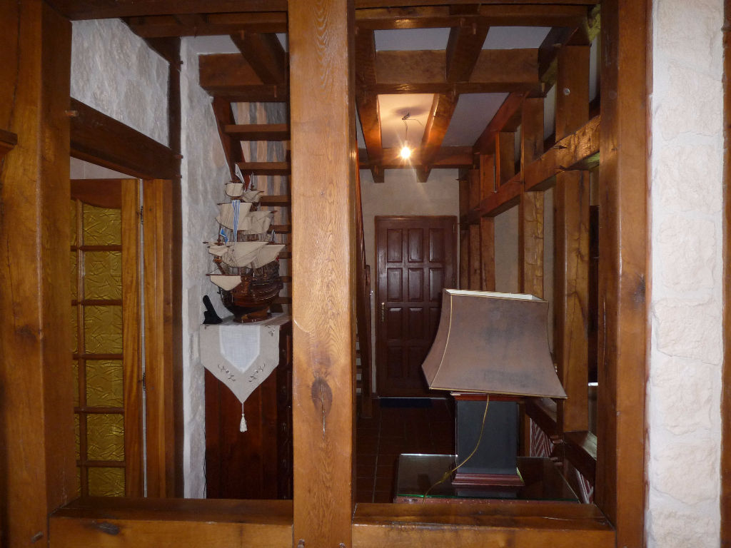 Maison à vendre - Villefranche sur Cher Maison de  style solognot  ,6 chambres édifié dans un parc de 3000 m²