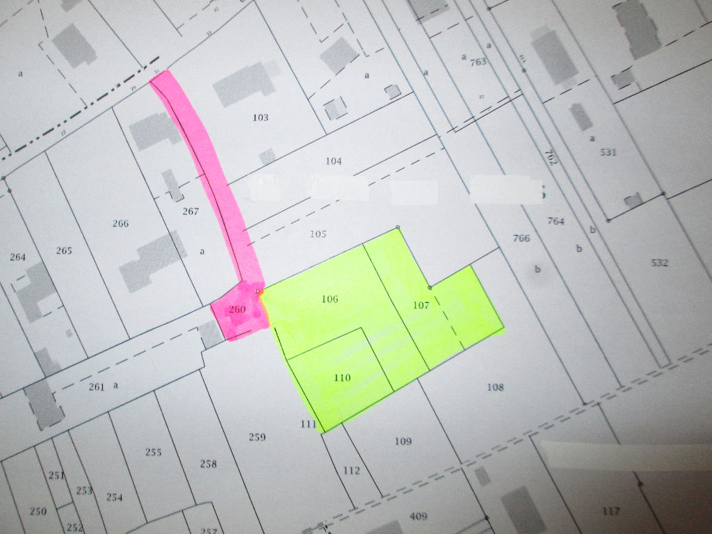 Terrain à vendre - Terrain Romorantin Lanthenay 1400 m2