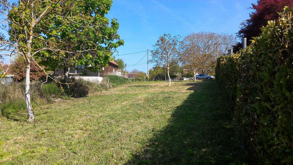 Terrain à vendre - Terrain Chatillon Sur Cher 1040 m2