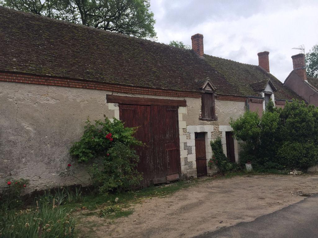 Maison à vendre - Longère Selles Sur Cher 2 pièce(s) 66.50 m2