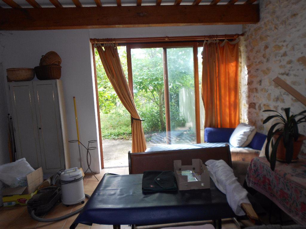 Maison à vendre - Maison Saint Christophe En Bazelle 142 m²