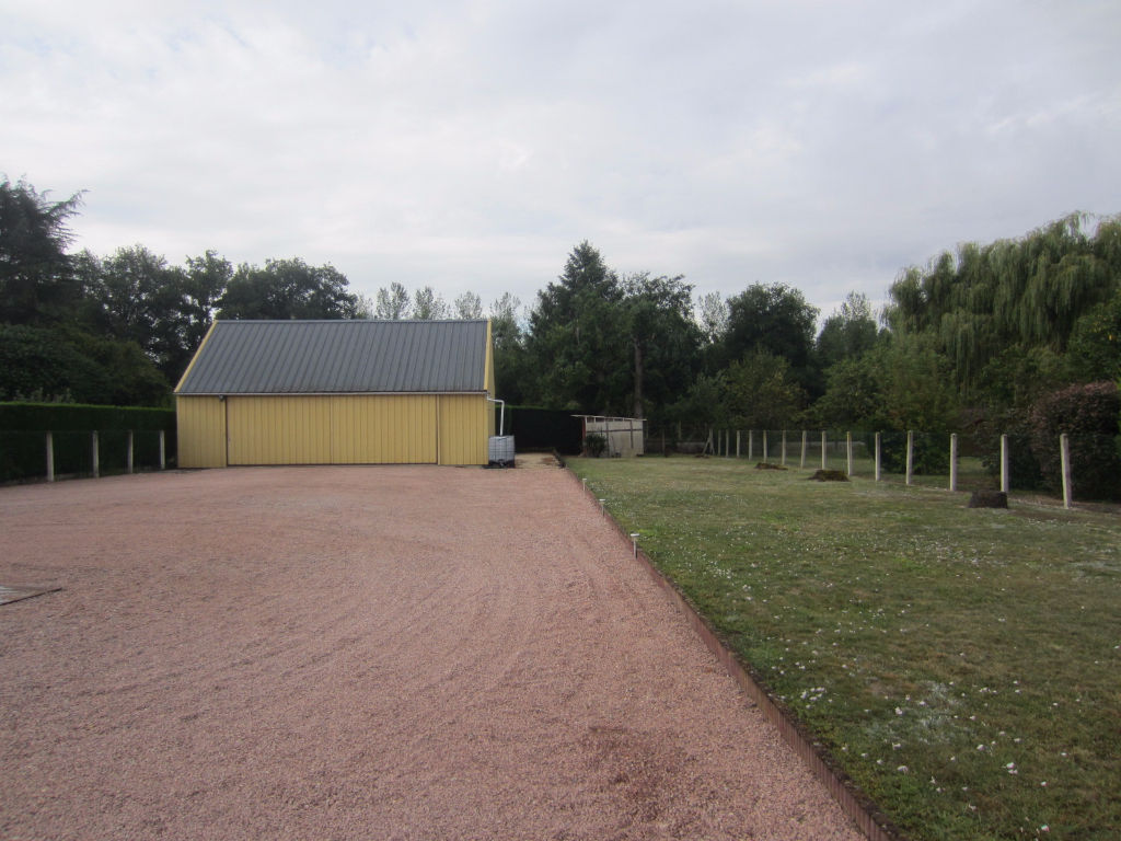 Terrain 1300 m² - GIEVRES