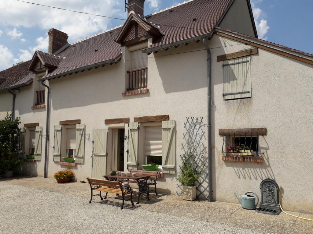 Maison 9 pièces - 5 chambres à vendre à GY EN SOLOGNE