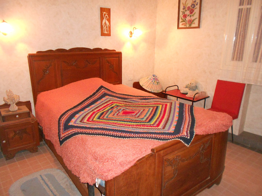 Maison à vendre - Chabris - 2 chambres- terrain 1066 m².