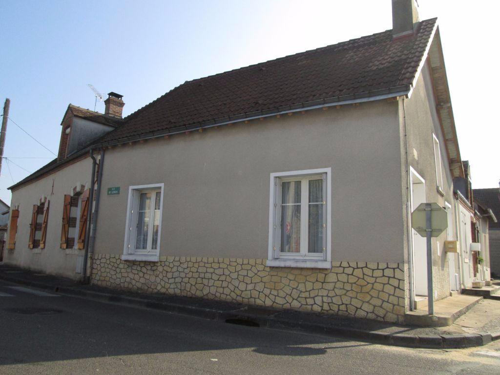 Maison à vendre - Maison rénovée Romorantin