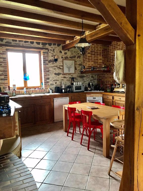 Maison à vendre - Maison Anjouin 6 pièce(s) 220 m2