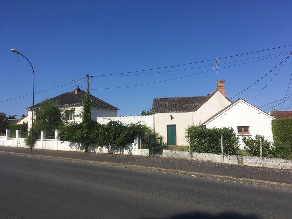 Maison 3 pièces - 2 chambres à vendre à ROMORANTIN LANTHENAY