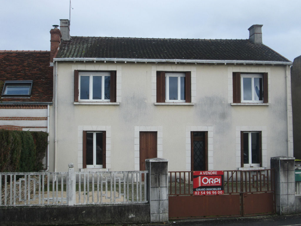 Maison 8 pièces - 4 chambres - ROMORANTIN LANTHENAY