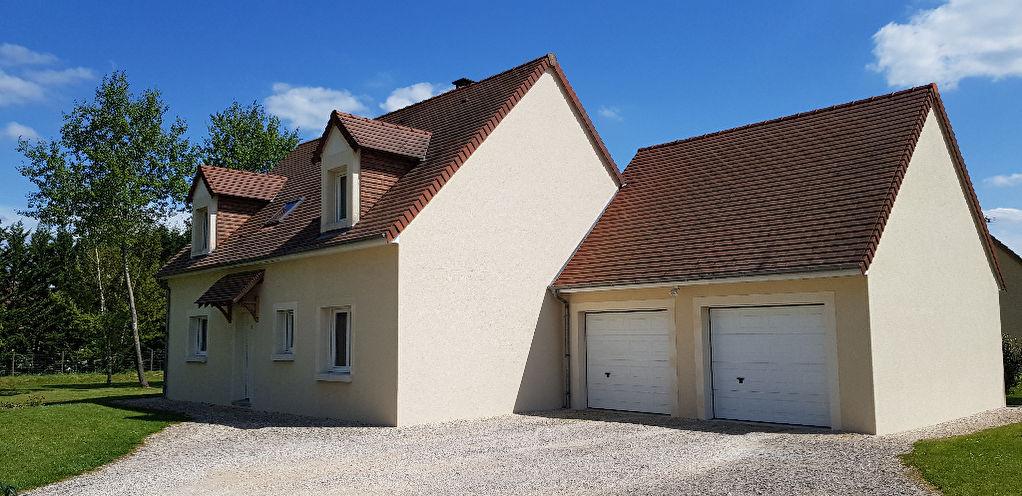 Maison 5 pièces - 4 chambres à vendre à MUR DE SOLOGNE