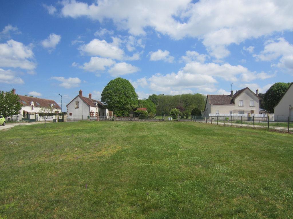 Terrain 1600 m² - CHATILLON SUR CHER