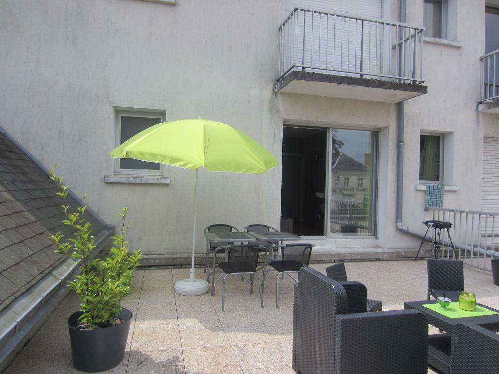Appartement 2 pièces - 1 chambre - SELLES SUR CHER