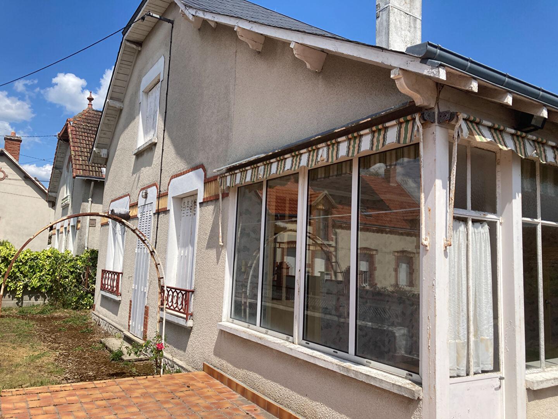 Maison à vendre - Maison Villefranche Sur Cher