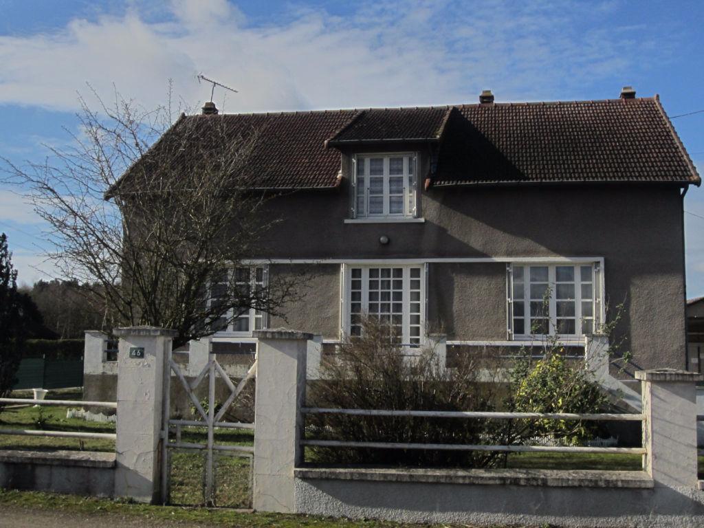 Maison 6 pièces - 5 chambres à vendre à CHATILLON SUR CHER