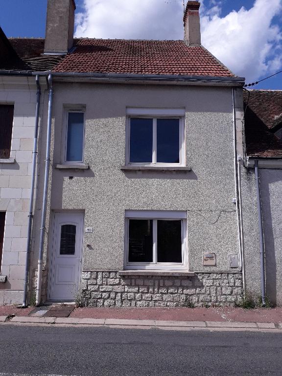 Maison 3 pièces - 2 chambres - MEUSNES