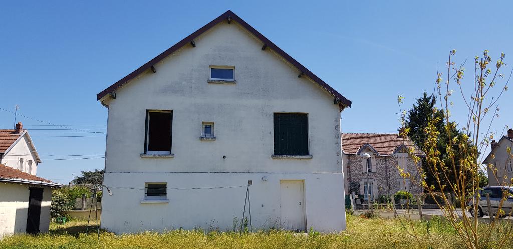 Maison 4 pièces - 3 chambres à vendre à ROMORANTIN LANTHENAY