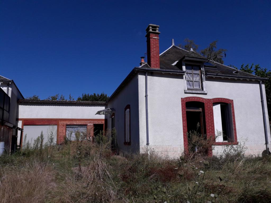 Maison 5 pièces - 2 chambres - VALENCAY