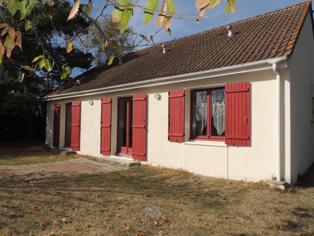 Maison 4 pièces - 3 chambres - CHATILLON SUR CHER