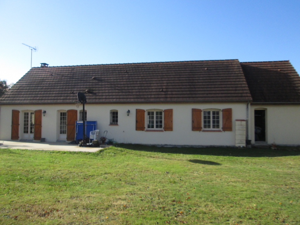 Maison 6 pièces - 4 chambres - ROMORANTIN LANTHENAY