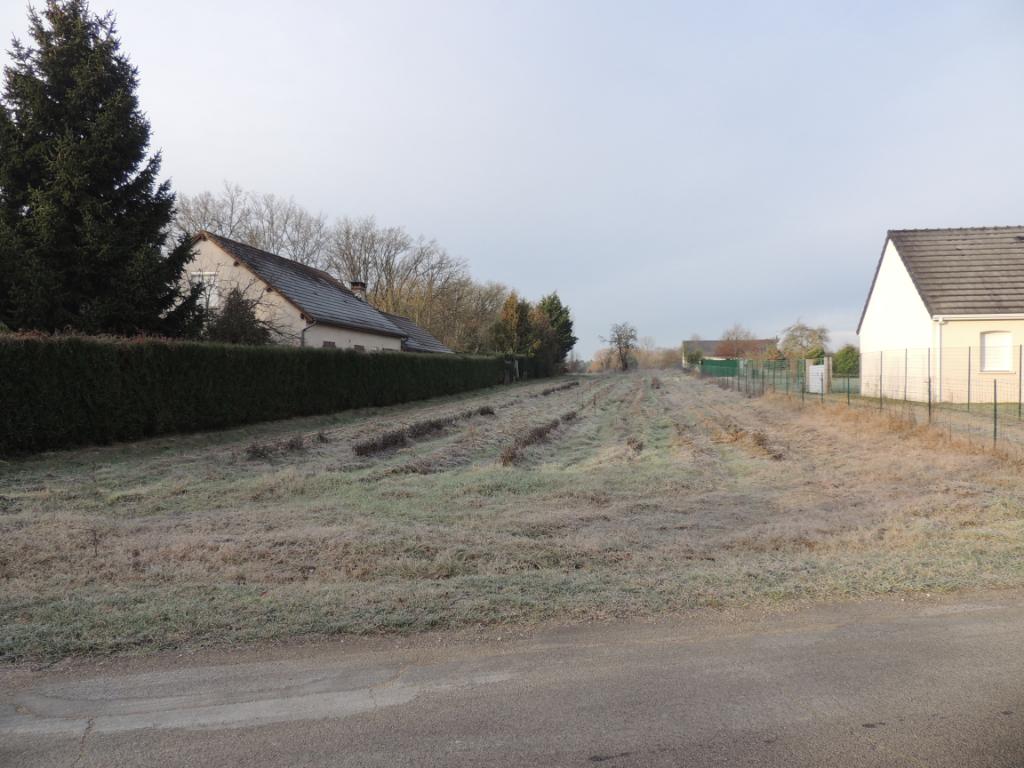 Terrain 3648 m² - SELLES SUR CHER