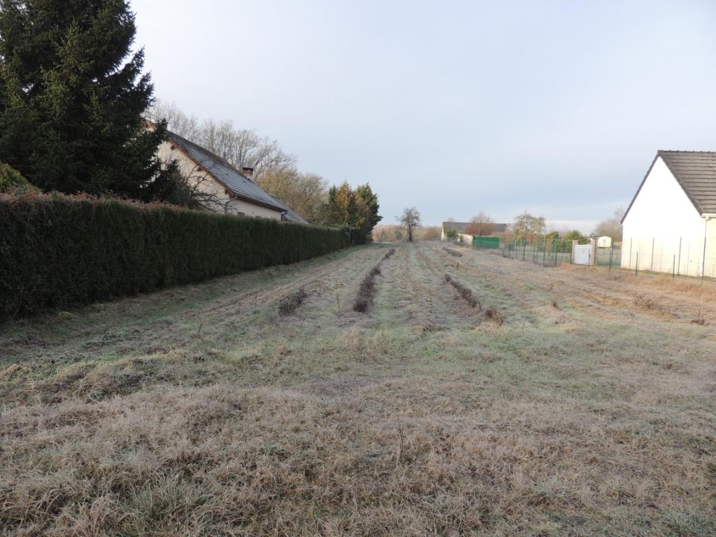 Terrain à vendre - Terrain à bâtir Gy En Sologne 3648 m².