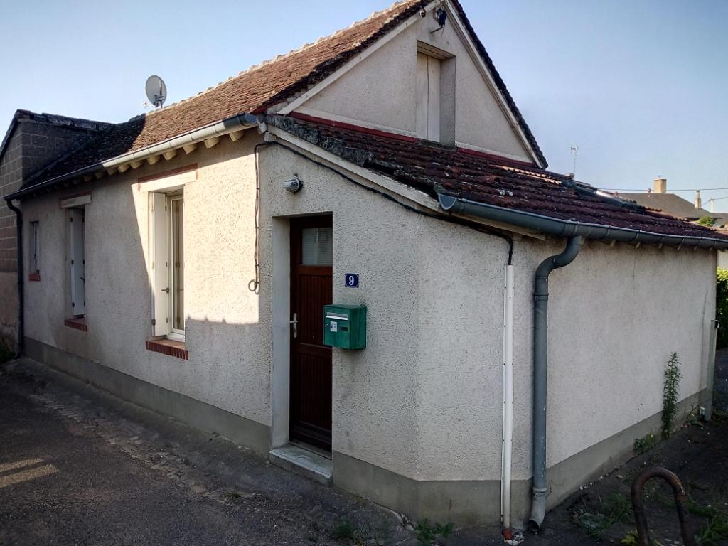 Maison 2 pièces - 1 chambre - ROMORANTIN LANTHENAY
