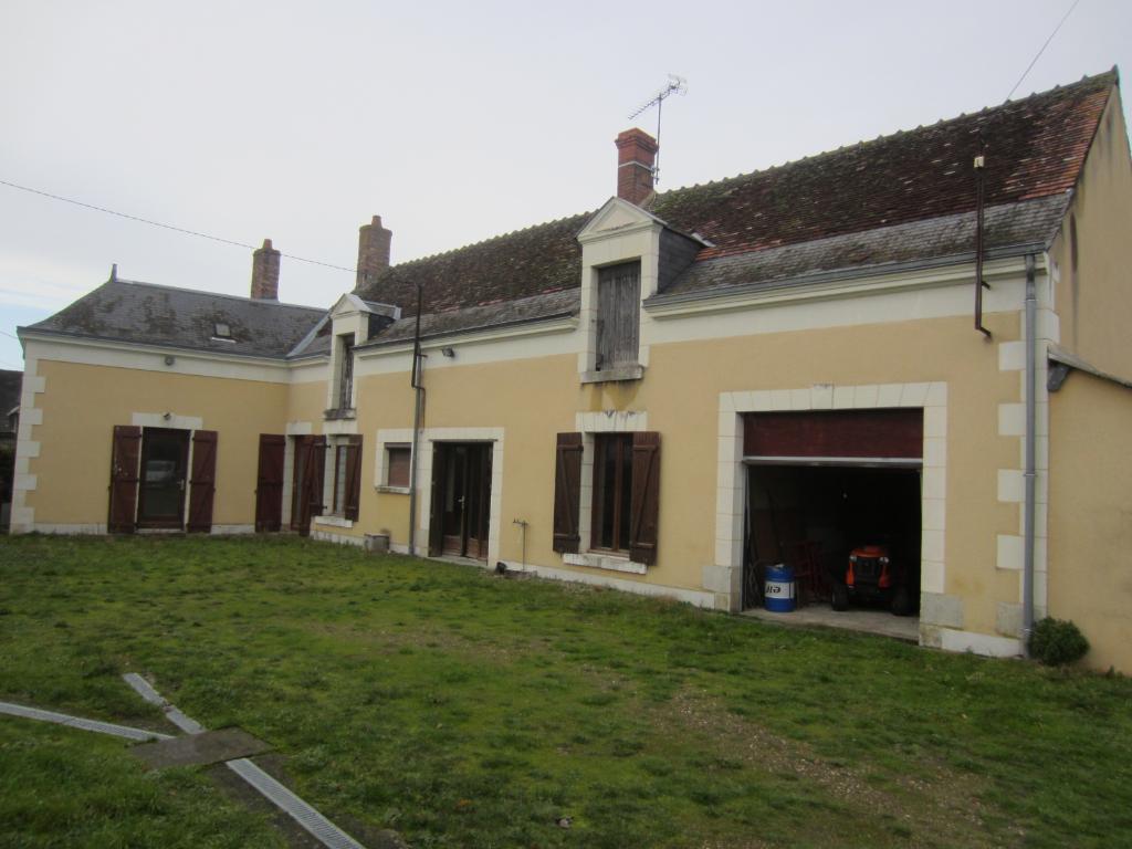 Maison 4 pièces - 3 chambres - LA VERNELLE