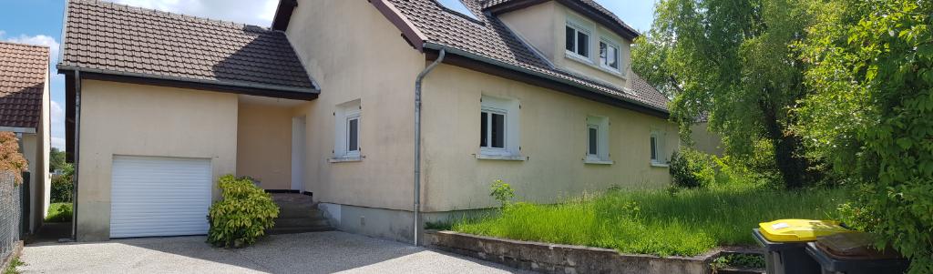 Maison 7 pièces - 5 chambres - ROMORANTIN LANTHENAY