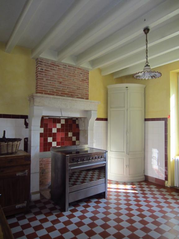 Maison à vendre - Longère à Langé située à 12 km de Valençay.
