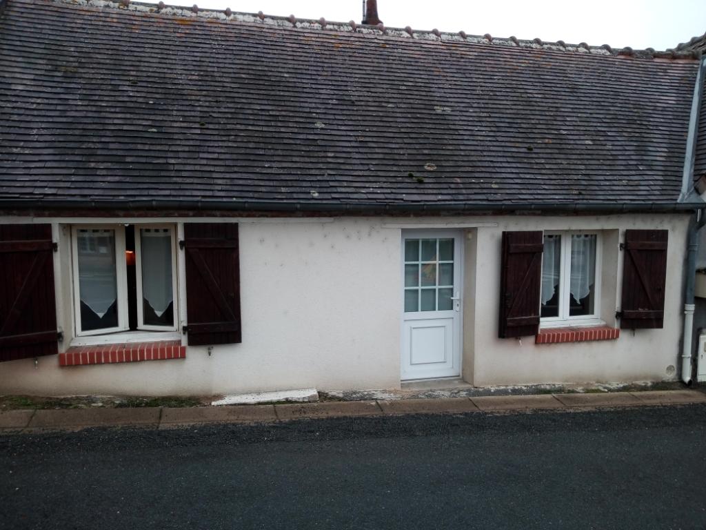 Maison 4 pièces - 3 chambres à vendre à SAINT JULIEN SUR CHER